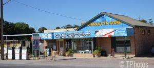 Kyancutta Free camp store