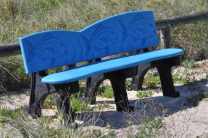 Including this image of a bench seat