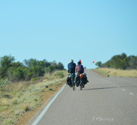 Cycling your way Around Australia, cheaper but takes lots of energy