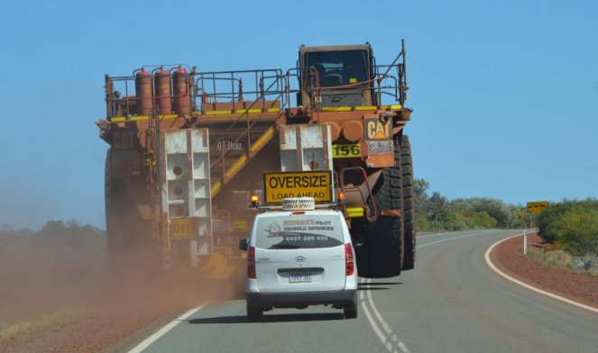 Expect the unexpected on Roads in the North of Australia